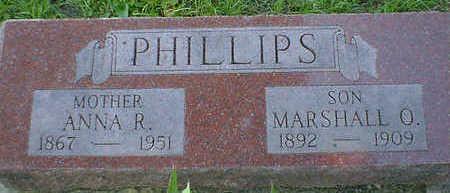 PHILLIPS, ANNA R. - Cerro Gordo County, Iowa | ANNA R. PHILLIPS