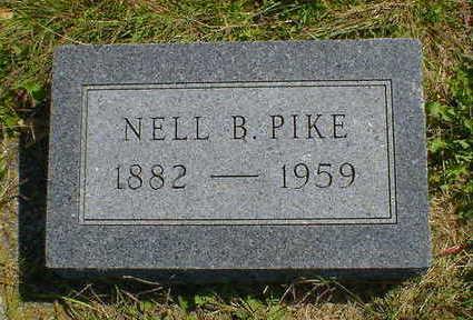 PIKE, NELL B. - Cerro Gordo County, Iowa | NELL B. PIKE