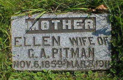 PITMAN, ELLEN - Cerro Gordo County, Iowa | ELLEN PITMAN