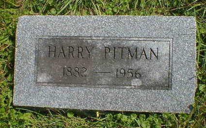 PITMAN, HARRY - Cerro Gordo County, Iowa | HARRY PITMAN