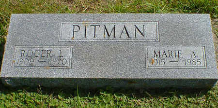 PITMAN, MARIE A. - Cerro Gordo County, Iowa | MARIE A. PITMAN