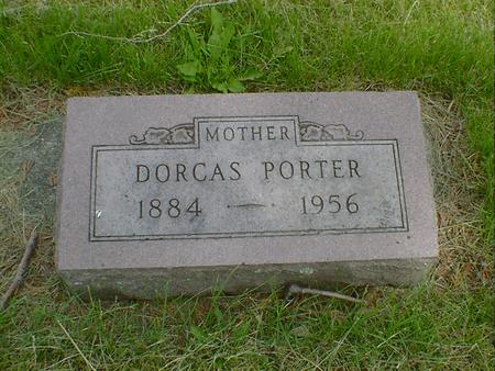 PORTER, DORCAS - Cerro Gordo County, Iowa | DORCAS PORTER