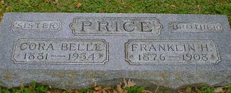 PRICE, FRANKLIN H. - Cerro Gordo County, Iowa | FRANKLIN H. PRICE
