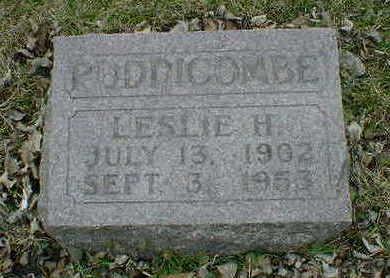 PUDDICOMBE, LESLIE H. - Cerro Gordo County, Iowa | LESLIE H. PUDDICOMBE