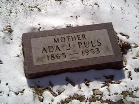 PULS, ADA - Cerro Gordo County, Iowa | ADA PULS