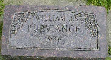 PURVIANCE, WILLIAM J. - Cerro Gordo County, Iowa | WILLIAM J. PURVIANCE