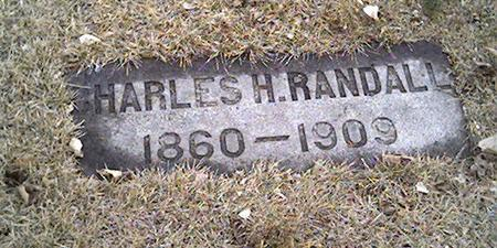 RANDALL, CHARLES - Cerro Gordo County, Iowa | CHARLES RANDALL