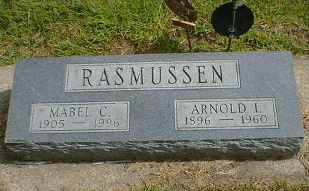 RASMUSSEN, MABEL CASPERSEN - Cerro Gordo County, Iowa   MABEL CASPERSEN RASMUSSEN