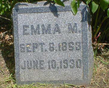 RASMUSSEN, EMMA M. - Cerro Gordo County, Iowa | EMMA M. RASMUSSEN