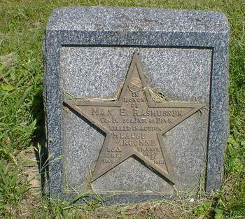 RASMUSSEN, MAX E. - Cerro Gordo County, Iowa | MAX E. RASMUSSEN