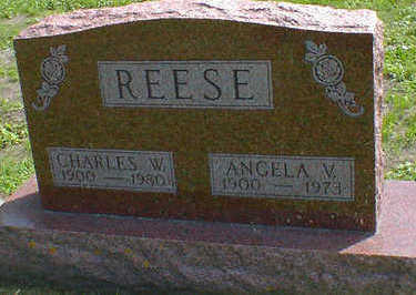 REESE, ANGELA V. - Cerro Gordo County, Iowa   ANGELA V. REESE