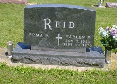 REID, HARLEN F. - Cerro Gordo County, Iowa | HARLEN F. REID