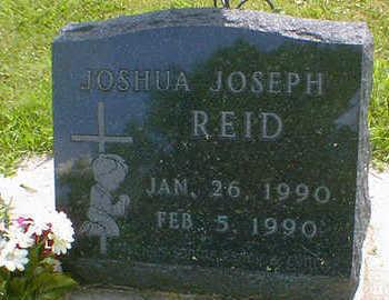 REID, JOSHUA JOSEPH - Cerro Gordo County, Iowa | JOSHUA JOSEPH REID