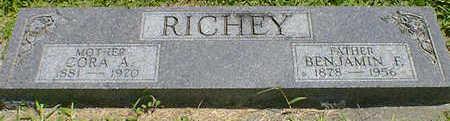 RICHEY, CORA A. - Cerro Gordo County, Iowa | CORA A. RICHEY