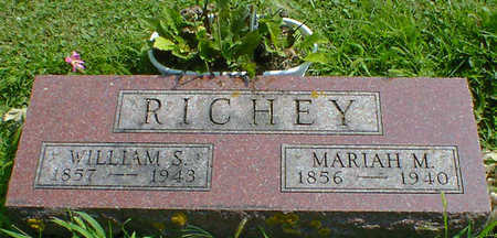 RICHEY, MARIAH M. - Cerro Gordo County, Iowa   MARIAH M. RICHEY