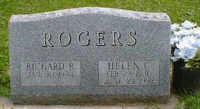 ROGERS, HELEN C. - Cerro Gordo County, Iowa | HELEN C. ROGERS