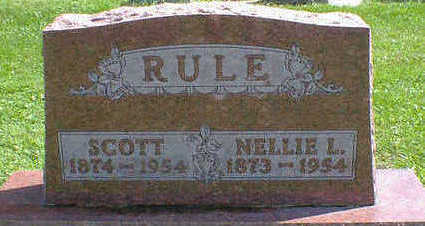 RULE, NELLIE L. - Cerro Gordo County, Iowa | NELLIE L. RULE