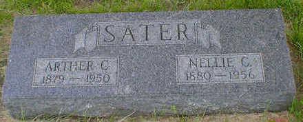 SATER, ARTHUR C. - Cerro Gordo County, Iowa | ARTHUR C. SATER