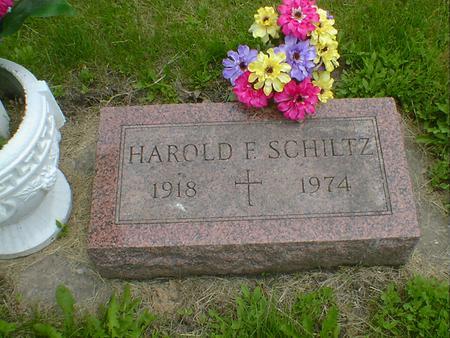 SCHILTZ, HAROLD F. - Cerro Gordo County, Iowa | HAROLD F. SCHILTZ