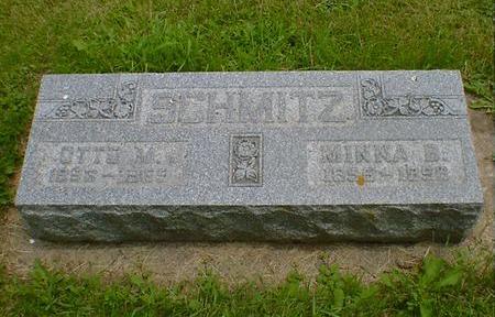 SCHMITZ, OTTO M. - Cerro Gordo County, Iowa | OTTO M. SCHMITZ