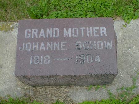 SCHOW, JOHANNA - Cerro Gordo County, Iowa | JOHANNA SCHOW