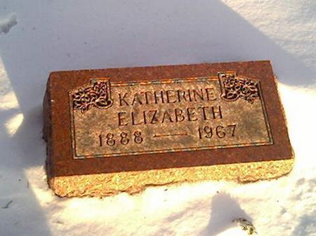 SCHULTZ, KATHERINE E. - Cerro Gordo County, Iowa | KATHERINE E. SCHULTZ