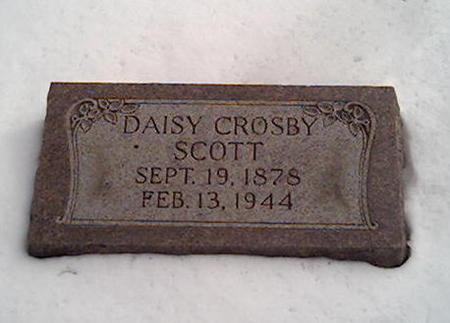 SCOTT, DAISY - Cerro Gordo County, Iowa | DAISY SCOTT
