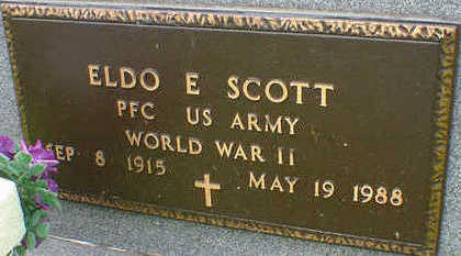 SCOTT, ELDO E. - Cerro Gordo County, Iowa | ELDO E. SCOTT