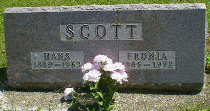 SCOTT, HANS - Cerro Gordo County, Iowa | HANS SCOTT