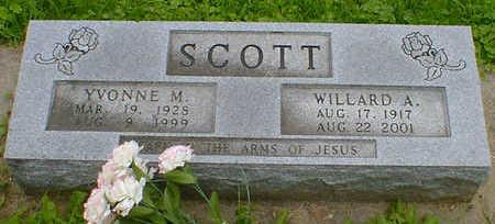 SCOTT, WILLARD ARTHUR - Cerro Gordo County, Iowa | WILLARD ARTHUR SCOTT