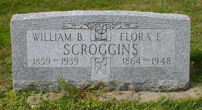 SCROGGINS, FLORA E. - Cerro Gordo County, Iowa | FLORA E. SCROGGINS