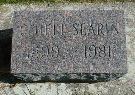 SEARLS, CLUETT - Cerro Gordo County, Iowa | CLUETT SEARLS
