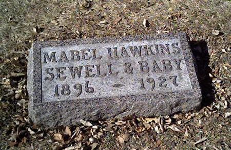 SEWELL, MABEL - Cerro Gordo County, Iowa | MABEL SEWELL