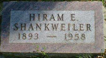 SHANKWEILER, HIRAM E. - Cerro Gordo County, Iowa | HIRAM E. SHANKWEILER
