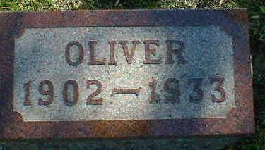 SHERMAN, OLIVER - Cerro Gordo County, Iowa | OLIVER SHERMAN