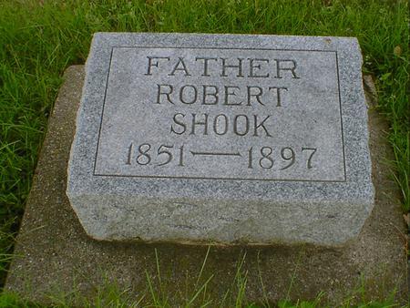 SHOOK, ROBERT - Cerro Gordo County, Iowa | ROBERT SHOOK