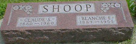 SHOOP, BLANCHE E. - Cerro Gordo County, Iowa | BLANCHE E. SHOOP