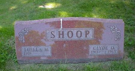 SHOOP, CLYDE O. - Cerro Gordo County, Iowa | CLYDE O. SHOOP