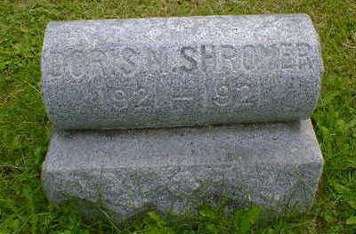 SHROYER, DORIS M. - Cerro Gordo County, Iowa   DORIS M. SHROYER