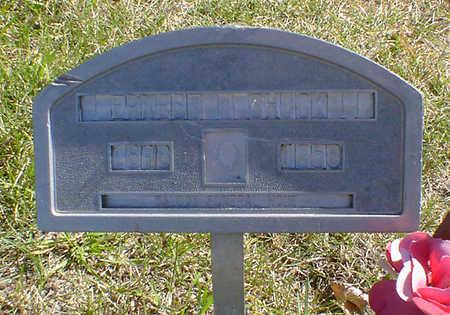 SHUCK, ERNEST W. - Cerro Gordo County, Iowa | ERNEST W. SHUCK