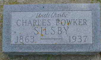 SILSBY, CHARLES BOWKER - Cerro Gordo County, Iowa | CHARLES BOWKER SILSBY