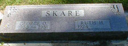 SKARE, GEORGE O. - Cerro Gordo County, Iowa | GEORGE O. SKARE