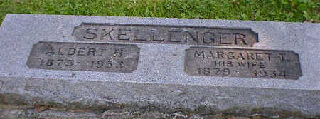 SKELLENGER, MARGARET T. (RICHARDSON) - Cerro Gordo County, Iowa | MARGARET T. (RICHARDSON) SKELLENGER