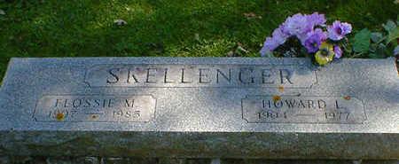 SKELLENGER, FLOSSIE M. (PORTER) - Cerro Gordo County, Iowa | FLOSSIE M. (PORTER) SKELLENGER