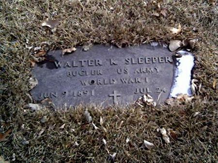 SLEEPER, WALTER - Cerro Gordo County, Iowa | WALTER SLEEPER