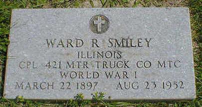 SMILEY, WARD R. - Cerro Gordo County, Iowa | WARD R. SMILEY