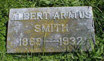 SMITH, ALBERT ARATUS - Cerro Gordo County, Iowa | ALBERT ARATUS SMITH
