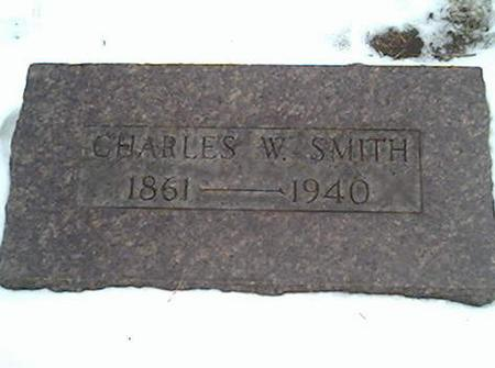SMITH, CHARLES - Cerro Gordo County, Iowa | CHARLES SMITH