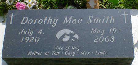 SMITH, DOROTHY MAE - Cerro Gordo County, Iowa | DOROTHY MAE SMITH