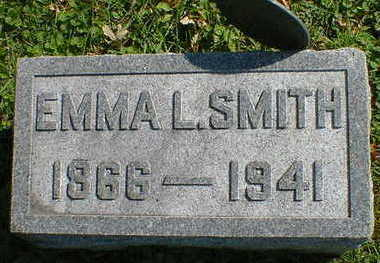 SMITH, EMMA L. - Cerro Gordo County, Iowa   EMMA L. SMITH